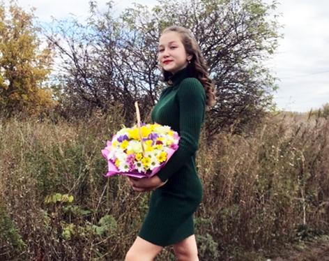 Софья Хлопкова из Богословки победила во всероссийском конкурсе
